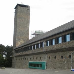 La tour ' 48 m ) reservoir d'eau