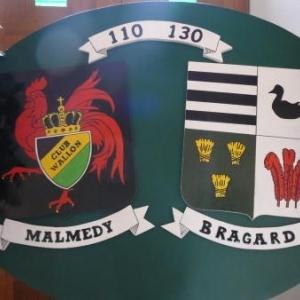 110 ans pour le Royal Club Wallon et 130 ans pour Henri BRAGARD