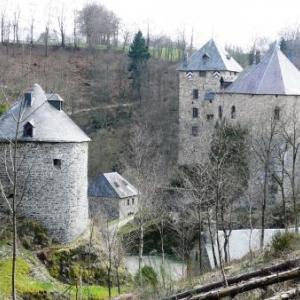 Le chateau de Reinharstein dit Burg de Metternich