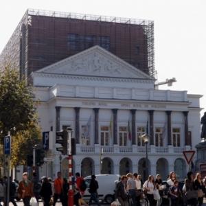 Liege : Opera ( facade )
