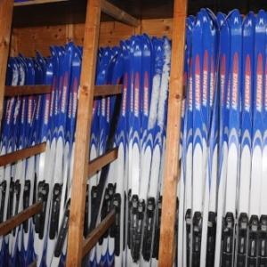 Le matériel est prêt – les centres de sports d'hiver sont sur les starting blocks (©D. Ketz/eastbelgium.com)
