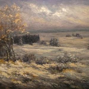 Albert ETIENNE ( Peinture ) 080 . 33 81 04