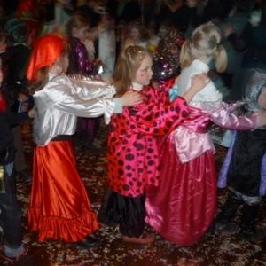 4eme jeudi gras : bal des enfants ( Club wallon )