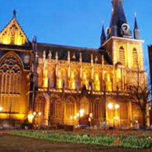 La Cathedrale St Lambert e Liege