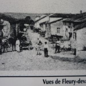 Fleury devant Douaumont