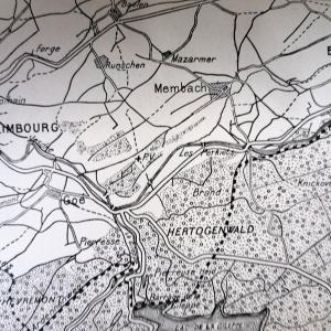 Les environs de l'Hertogenwald