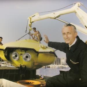 Thomas J. Abercrombie   Jacques-Yves Cousteau