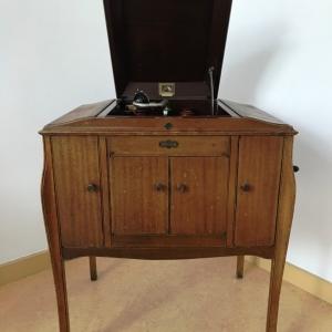 Le gramophone