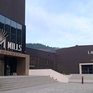 """Cinémas """"Movie Mills"""" et salle """"La Scène"""""""