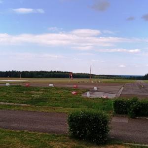 Champ d'aviation de Spa - Malchamps