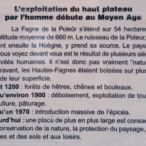L'exploitation du Haut Plateau
