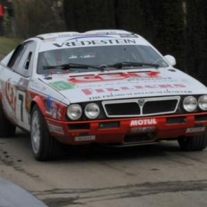 Lancia Beta Monte Carlo de J-P Van de wauwer