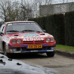 Van Der Linde-Neleman - Opel Manta 400