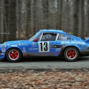 Porsche 911 de la famille Brasseur