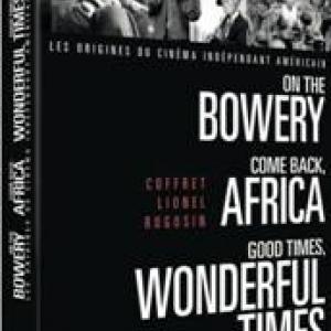 3 documentaires de Lionel Rogosin