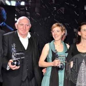 Jose-Luis Penafuerte, Jan Decleir, Christelle Cornil, Anne Coesens et Luc Dardenne-video 02