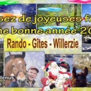 Rando - Gites - Willerzie