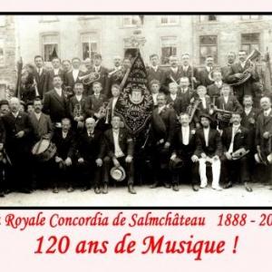 La Royale Concordia... en 1920 !