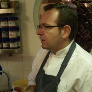 Restaurant Le Passage Bruxelles le Chef