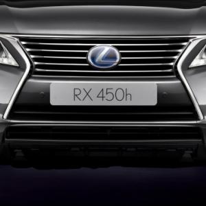 Lexus 450h