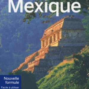 Guide Lonely Planet Mexique.
