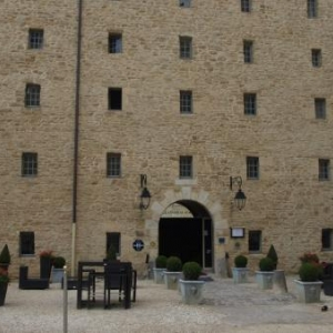 Hotel chateau de Sedan