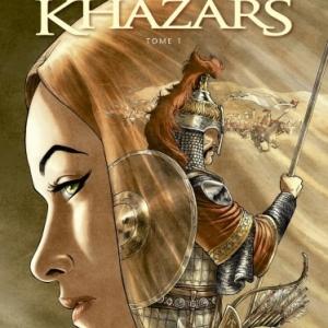 Le Vent des Khazars  de F. Nardo, Makyo et Marek Halter  Glenat.