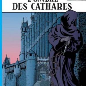 Jhen T13, L'ombre des Cathares de Payen, Pleyers et Jaques Martin  Casterman.