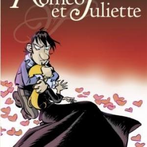 Roméo & Juliette, D. Amorin, H. Marcé & W.Shakespeare – Glénat.