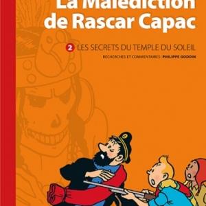 La malediction de Rascar Capac   Casterman.