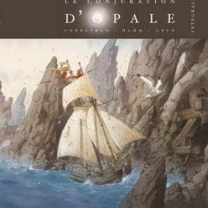 La conjuration de l'Opale - Intégrale T1, N. Hamm & E. Corbeyran – Dargaud.