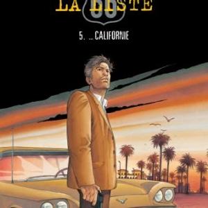 La Liste 66 -  5... Californie,  Eric Stalner — Dargaud.