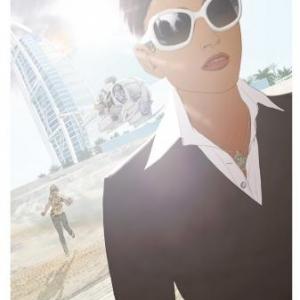 Ghost Money (T3) - Mourir a Dubai de T. Smolderen et D. Bertail – Dargaud.