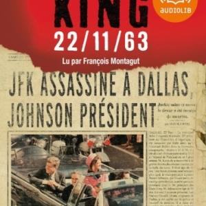 22/11/63 de Stephen King  Audiolib.