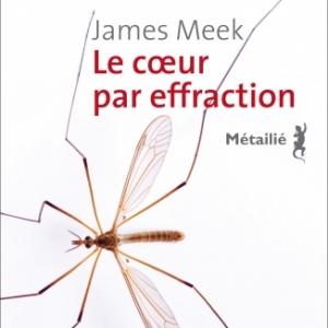 Le Cœur par effraction de James Meek  Editions Metailie.