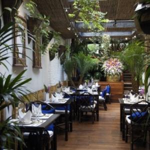 Restaurant Blue Elephant Bruxelles