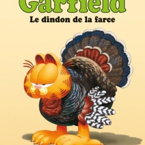 Garfield T54, Le dindon de la farce de Jim Davis  Dargaud.