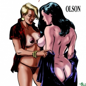 Mi Anges Mi Demons de  Olson  Editions La Musardine.