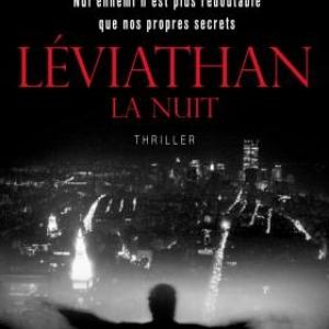 Léviathan T2, La Nuit de Lionel Davoust  Editions Don Quichotte.