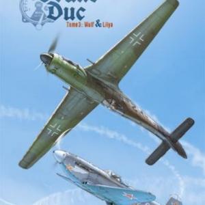 Le Grand Duc (T3) - Wulf & Lilya, Yann & R. Hugault – Editions Paquet.