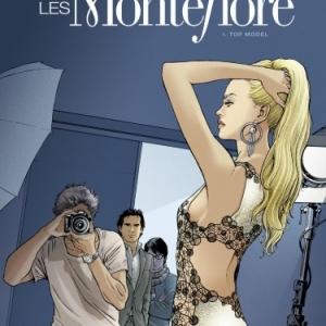 Les Montefiore Tome 1, Top Model de Pasquale Del Vecchio, Christophe Bec et Stéphane Betbeder  Editions Glenat.