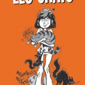 La Petite Bibliotheque Grincante  Les chats  Editions Chiflet et Cie.