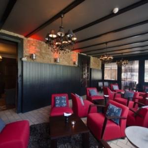 Hotel  Restaurant Le Beau Sejour a Nassogne.