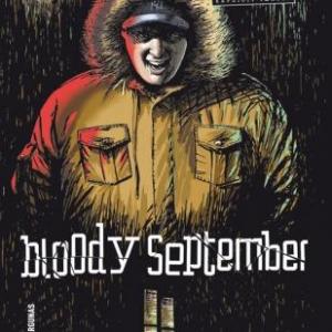 Bloody September,  W. Argunas  - Casterman.