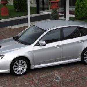 Subaru Impreza Diesel.