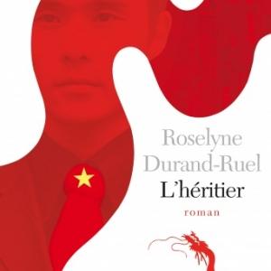 L Heritier de Roselyne Durand Ruel  Editions Albin Michel.