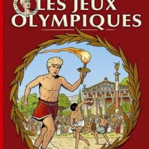 Les voyages d'Alix, Les Jeux Olympiques de Hervan, Plateau et Martin  Casterman.