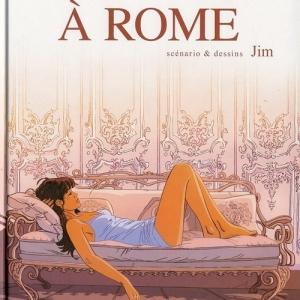 Une nuit à Rome T1 de Jim  Editions Grand Angle.