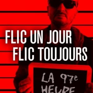 Flic un jour flic toujours de Christophe Gavat   Editions Michalon.