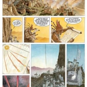 Les epees de verre Tome 3 Tigran de Sylviane Corgiat et Laura Zuccheri  Editions Humanoides Associes